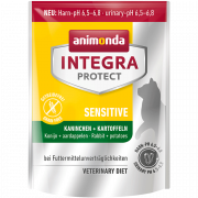Animonda Integra Protect Sensitive Adult Rabbit meat + Potato 300 g