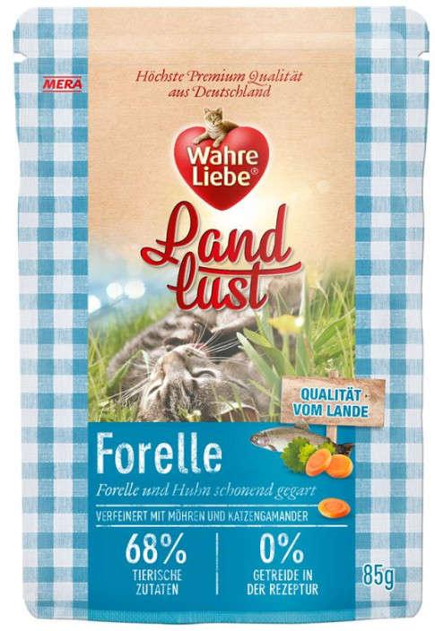 Wahre Liebe  Landlust - Trout & Chicken 85 g
