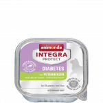 Animonda Integra Protect Diabetes Adult con Corazones de Pavo