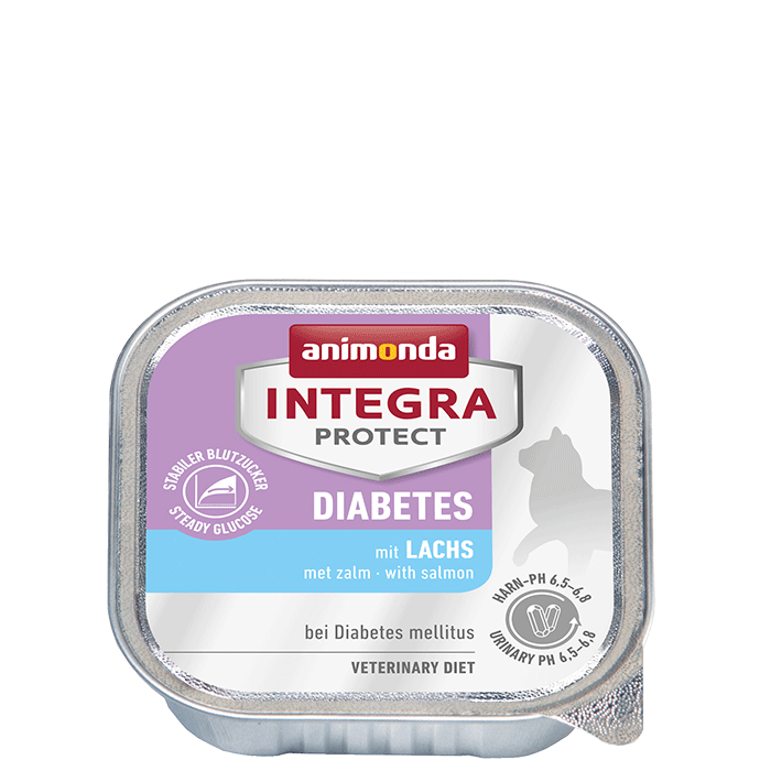 Animonda Integra Protect Diabetes Adult mit Lachs 100 g
