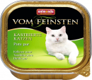 Vom Feinsten Adult Sterilised Cats with Pure Turkey 100 g