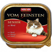 Animonda Vom Feinsten Senior mit Rind 100 g Art.-Nr.: 2578