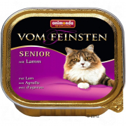 Animonda Vom Feinsten Senior with Lamb 100 g