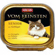 AnimondaVom Feinsten Senior with Poultry 100 g