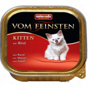 Vom Feinsten Kitten with Beef 100 g
