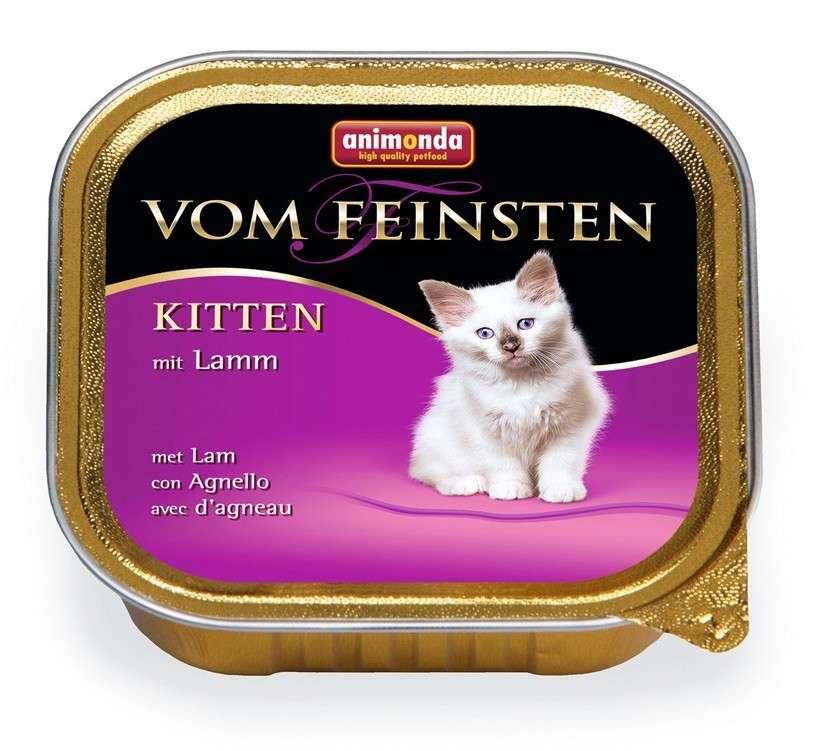 Animonda Vom Feinsten Kitten con Cordero 100 g