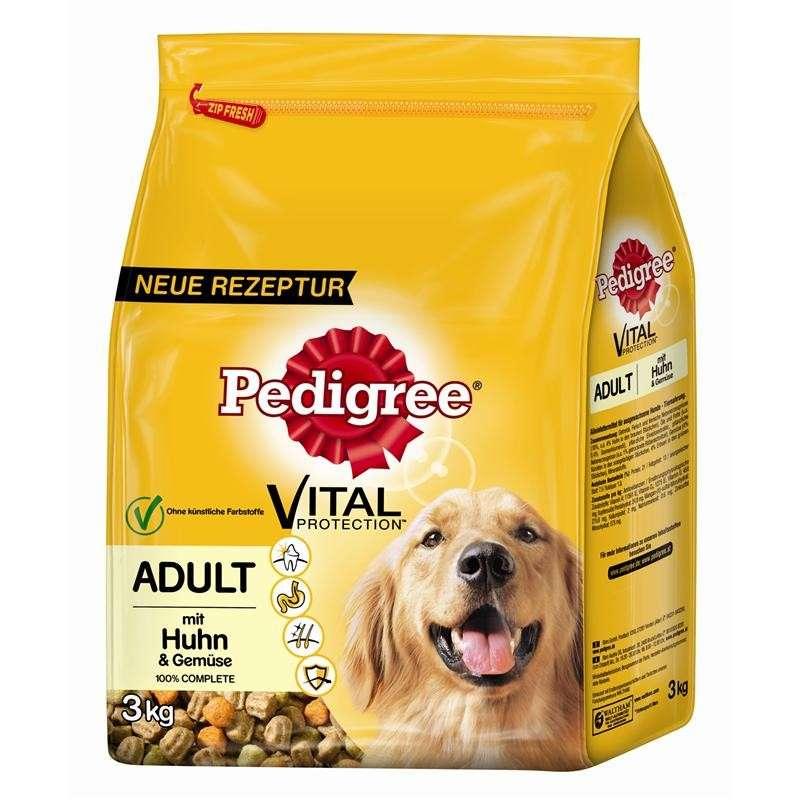 Pedigree Vital Protection Adult con Pollo y Verduras 3 kg