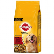Pedigree Vital Protection Adult Beef & Vegetables 15 kg