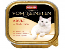 Vom Feinsten Adult with Beef & chicken 100 g van Animonda