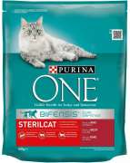 Purina ONE Bifensis Sterilcat Beef and Wheat 800 g