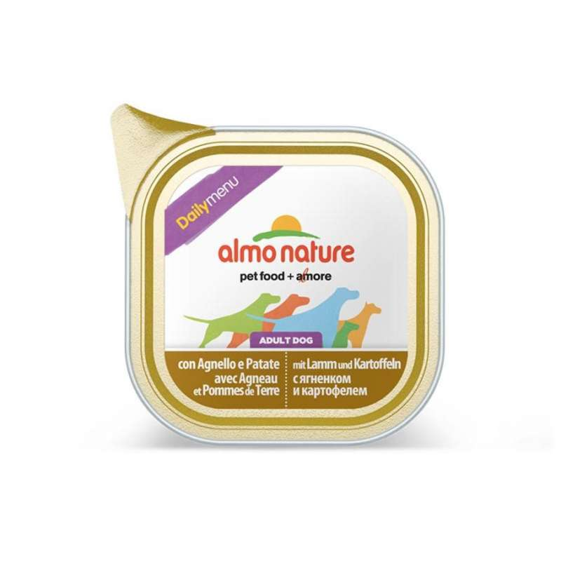 Almo Nature DailyMenu Adult Dog Veau & Carottes 300 g