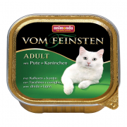 Vom Feinsten Adult with Turkey & Rabbit 100 g fra Animonda