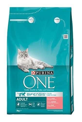 Purina One Bifensis Adult - Runsaasti Lohta 3 kg