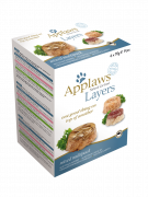 Applaws Layers Mixed Multipack 6x70 g