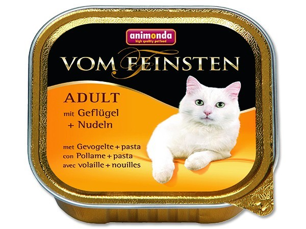 Animonda Vom Feinsten Adult with Poultry & Pasta 100 g, 32x100 g test