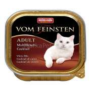 Vom Feinsten Adult Cocktail de Viandes 100 g de chez Animonda