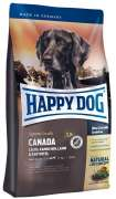 Happy Dog Supreme Canada with Salmon, Rabbit, Lamb & Potato 12.5 kg
