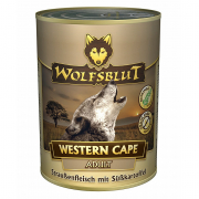 Wolfsblut Western Cape - Ostrich & Sweet potato - EAN: 4260262762917