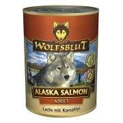 Wolfsblut Alaska Salmon - Salmon & Potato Art.-Nr.: 32754