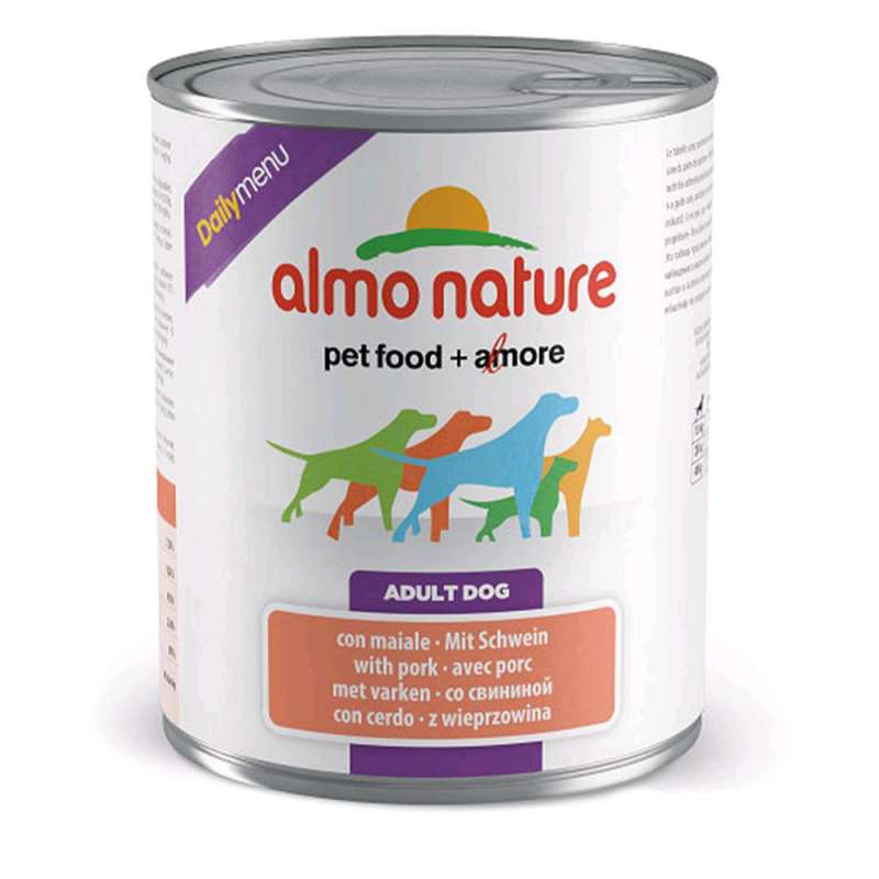 Almo Nature DailyMenu Adult Dog Varken 800 g