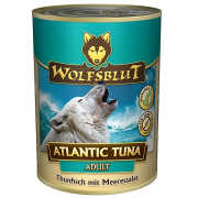 Atlantic Tuna - Tuna & Sea lettuce 395 g van Wolfsblut