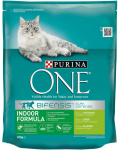 Purina ONE Bifensis Indoor Formula - Turkey & Grain-Crops 800 g