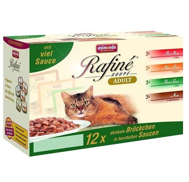 Animonda Rafiné Soupé Adult 12es-Pack 12x100 g