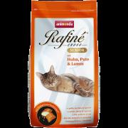 Rafiné Cross Senior Chicken, Turkey & Lamb 400 g köp billigt till din hund på nätet