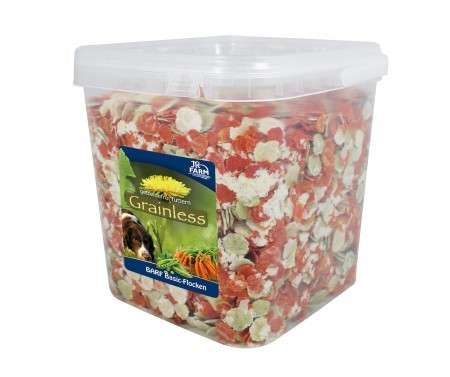 JR Farm Grainless BARF Basic-Copos 2 kg 4024344192340 opiniones