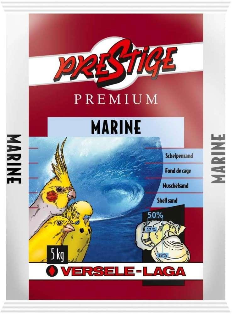 Prestige Premium - Marine Shell sand 5 kg  from Versele Laga