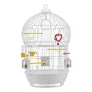 Cage - Bali White 43.5x68.5 cm