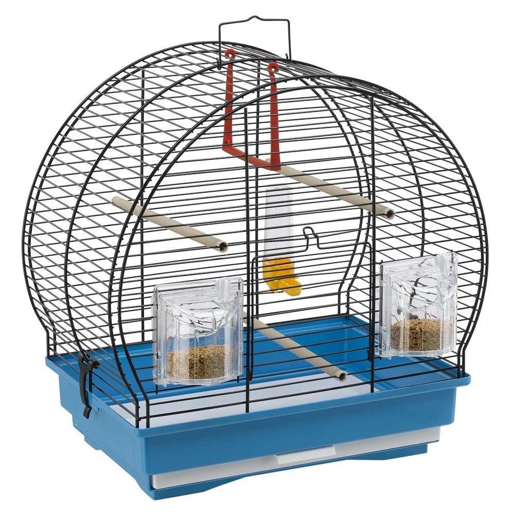 Ferplast Cage - Luna 1 Black 40x23.5x38.5 cm