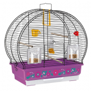 Cage - Luna 2 Decor Violet