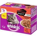 Whiskas Multipack 1 + Selección Clásica en Gelatina La calidad más alta a un precio justo