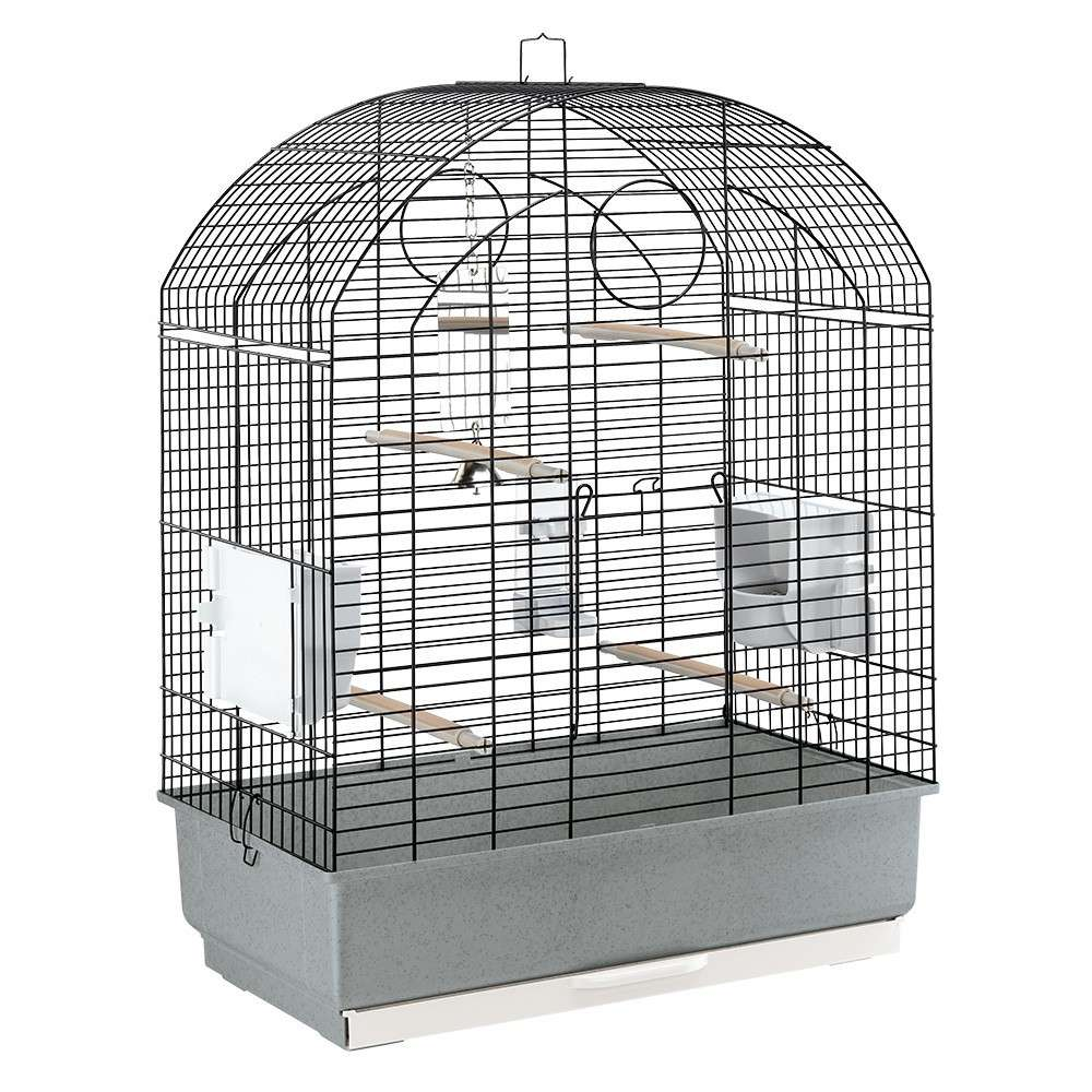 Cage - Viola Black O/Stand   from Ferplast