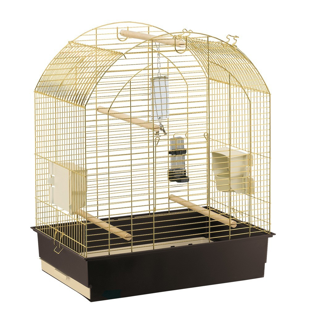 Cage - Greta Brass O/Stand   from Ferplast