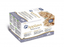 Applaws Cat Pots mit Hühnchen Selection - Multipack 8x60 g