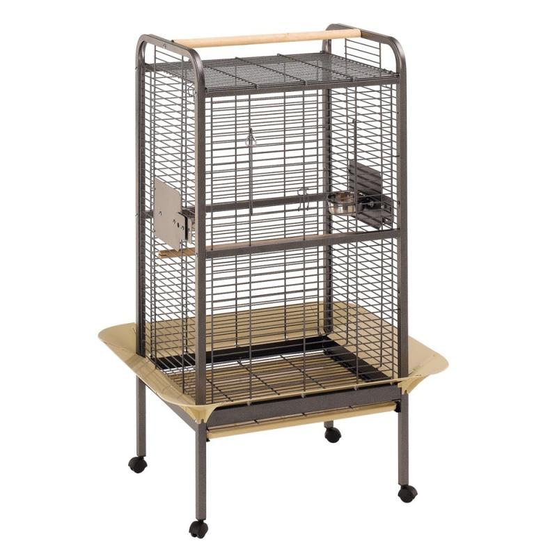 Ferplast Cage - Expert Silver-Black  94.5x81x156 cm  order cheap