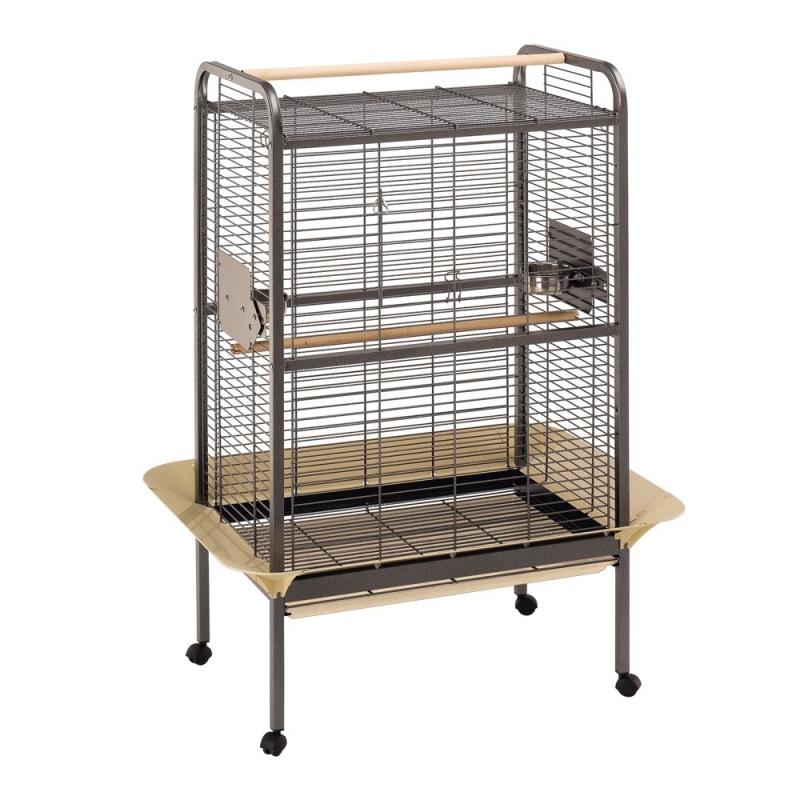 Ferplast Cage - Expert Silver-Black 109.5x81x156 cm  buy online