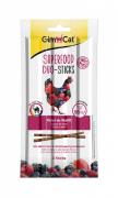 GimCat Duo-Sticks with Chicken & Wild Berries 15 g