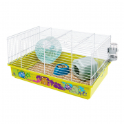 Cage - Criceti 9 Decor 46x29.5x23 cm