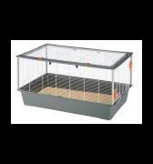 Cage - Criceti 100 El White 95x57x50 cm