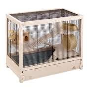 Cage - Hamsterville 60x34x49 cm for smådyr
