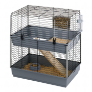 Cage - Cavie 80 Double 80x50x84 cm