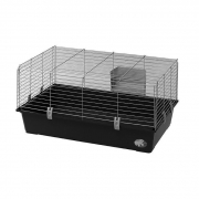 Ferplast Cage - Rabbit 100 El Grey