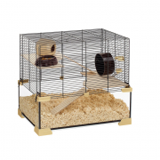 Cage - Karat 60 59.5x39x52.5 cm for smådyr