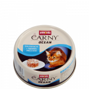 Carny Ocean Atum & Frutos do Mar 80 g