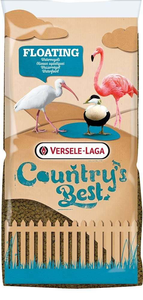 Versele Laga Country's Best - Floating Allround 15 kg con uno sconto