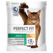 Perfect Fit Sterile 1 + Rica en Pollo 750 g
