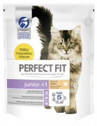 Perfect Fit Junior < 1 con Pollo 750 g